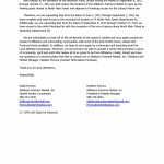Attleboro Farmers Market letter to the City Council, page 2 of 2