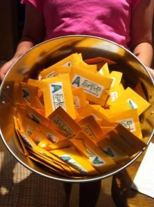 pumpkin seed packets