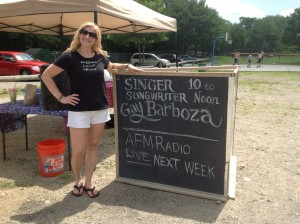 Singer, Songwriter Gay Barboza