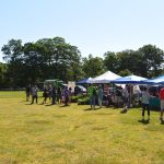 Opening day at Attleboro Farmers Market, June 18, 2016