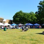 Opening day at Attleboro Farmers Market, June 18, 2016