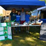 WheaFarm at opening day of Attleboro Farmers Market, June 18, 2016